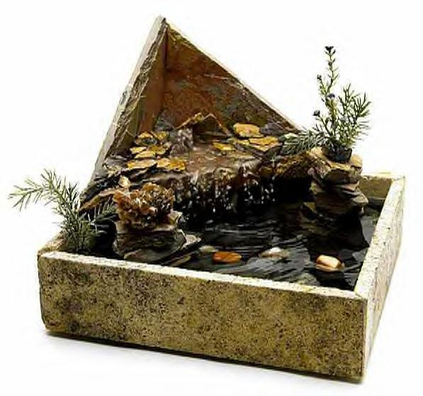 Eager Products Chicago Indoor Decorative Water Fountains